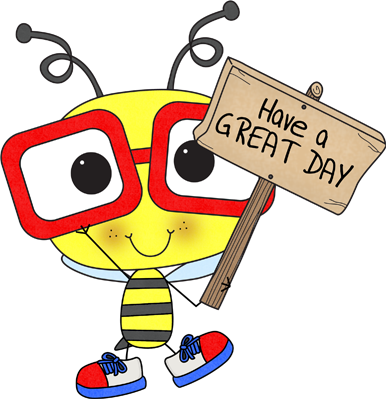 scdifftech   mrs bigbees daily buzz have a great day clipart black and white have a great day clipart free